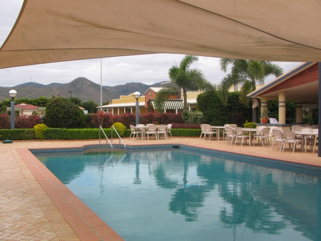Open day at carlyle gardens retirement resort at townsville Retirement villages with swimming pools
